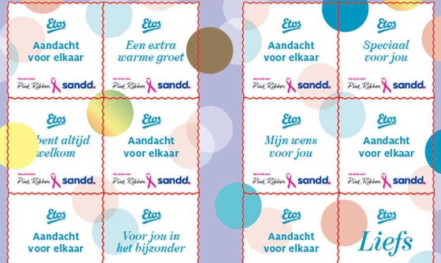 Laatste 'cadeautje' van Sandd