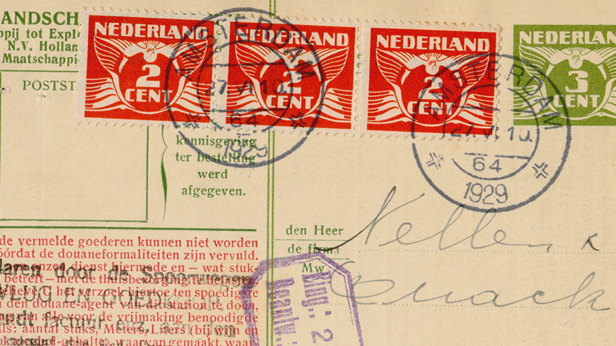 Teveel postzegels!