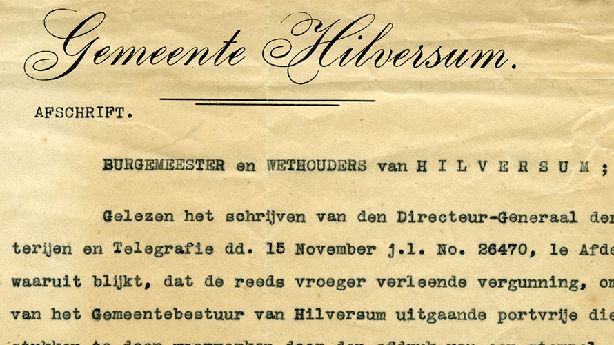Portvrijdom Hilversum